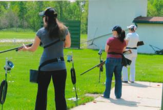 Womens Sport Shooting